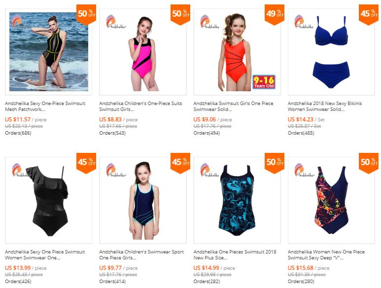 swimwear aliexpress Andzhelika