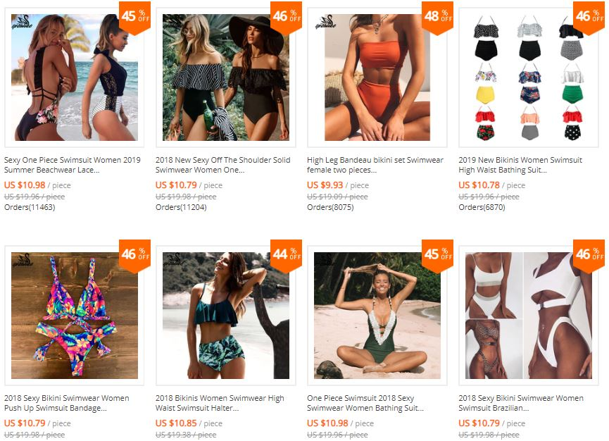 swimwear aliexpress sporlike